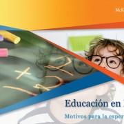 Educación en España, motivos para la esperanza - análisis Top Family